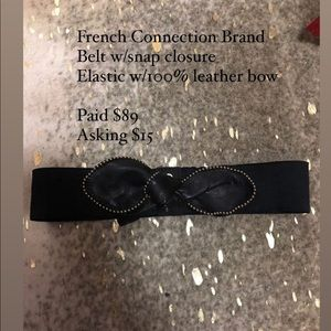 French Connection Belt